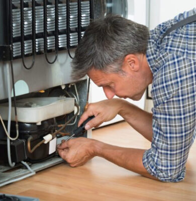 top refrigerator repair services near me in hyderabad
